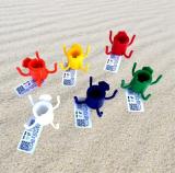 Аксесоар за плажен чадър - закачалка